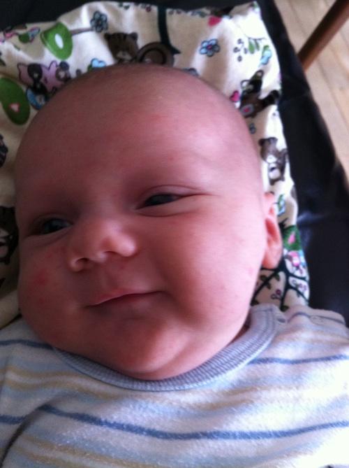 Smilende Oliver
